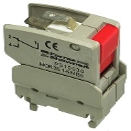 Microswitches for square body Protistor® fuse-links